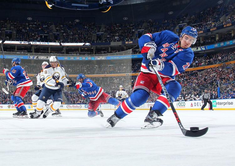 NHL Buffalo Sabres Vs New York Rangers Game Day Preview