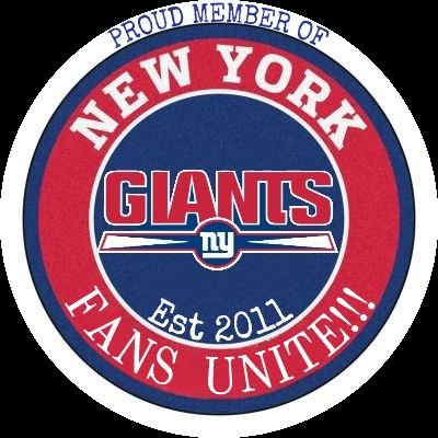 A Conversation With New York Giants Fans Unite!!
