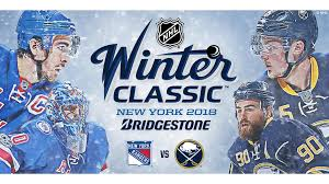 NHL Buffalo Sabres Vs New York Rangers Game Day Preview: 01.01.2018 Winter Classic