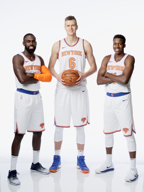 NBA Game Day Preview - Grading The New York Knicks Mid-Season Report