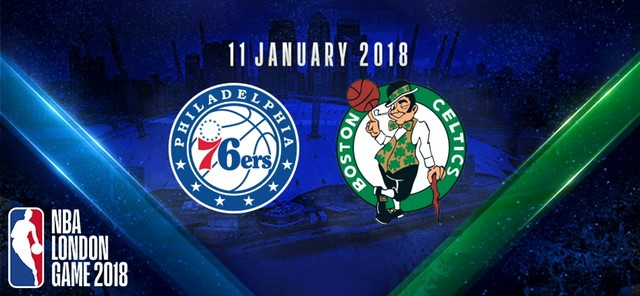 Boston Celtics & Philadelphia 76ers – NBA Regular Season Hits London