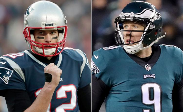 NFL Philadelphia Eagles Vs New England Patriots - Super Bowl LII Game Day Preview