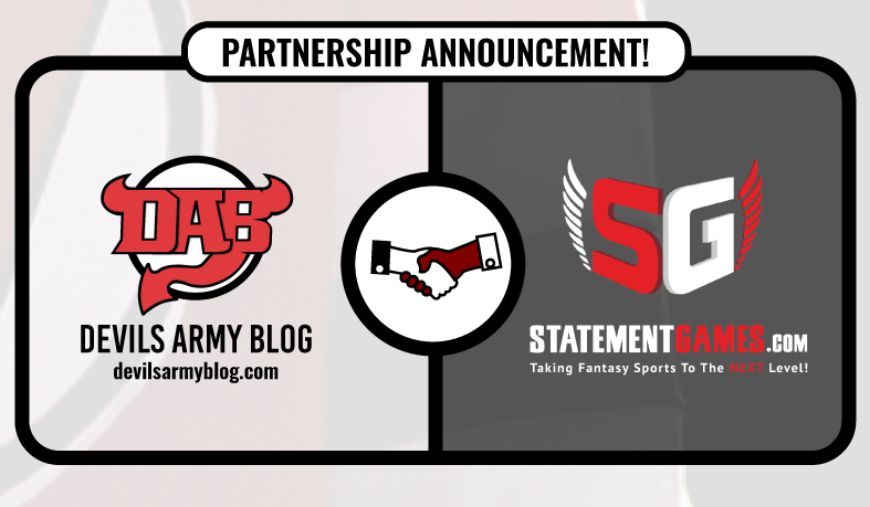 Devils Army Blog Partnership