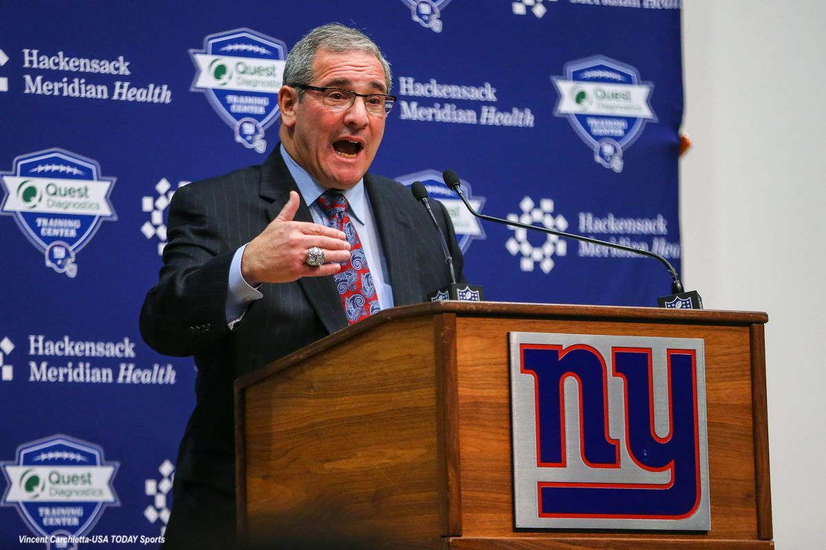 New York Giants 2018 Draft Plan