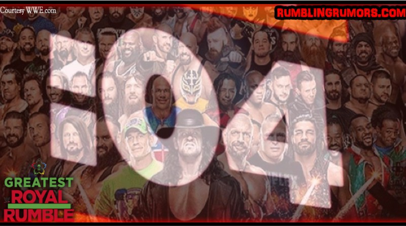 Greatest Royal Rumble: 50 Man Preview, Top 3 Realistic Returns & More!