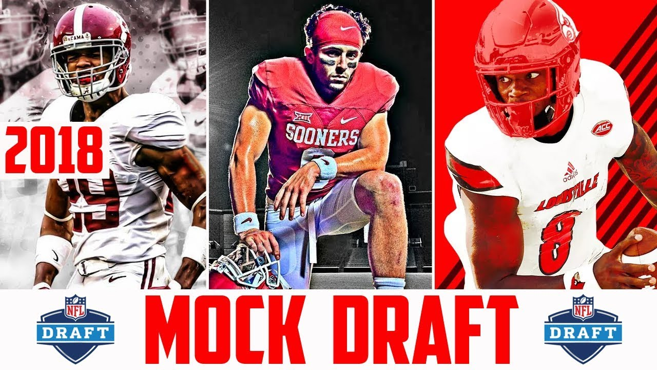 2018 StatementGames NFL Mock Draft