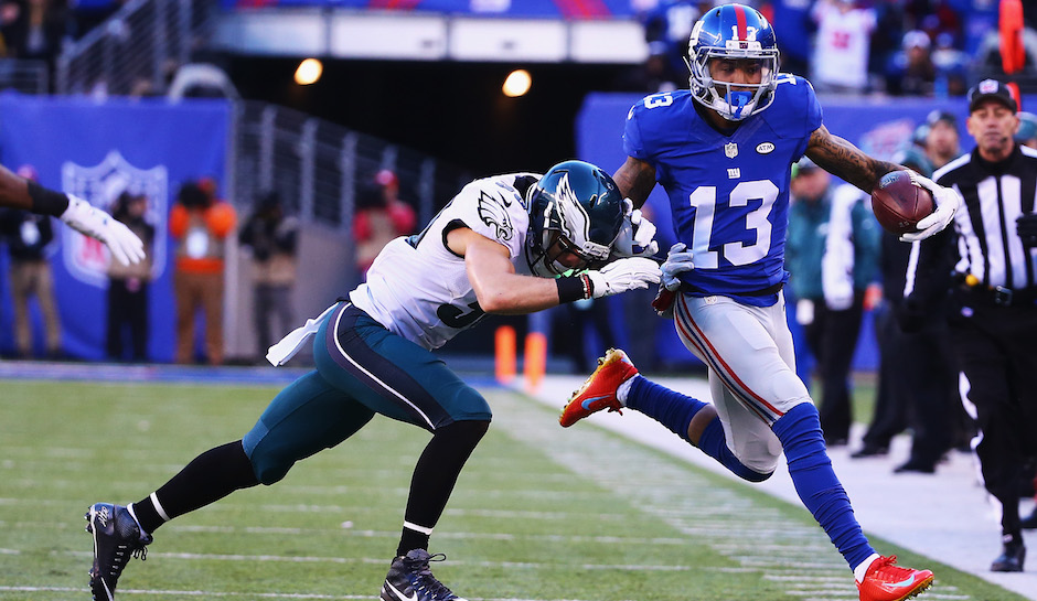 How Can The New York Giants Defeat The Eagles In 2018?