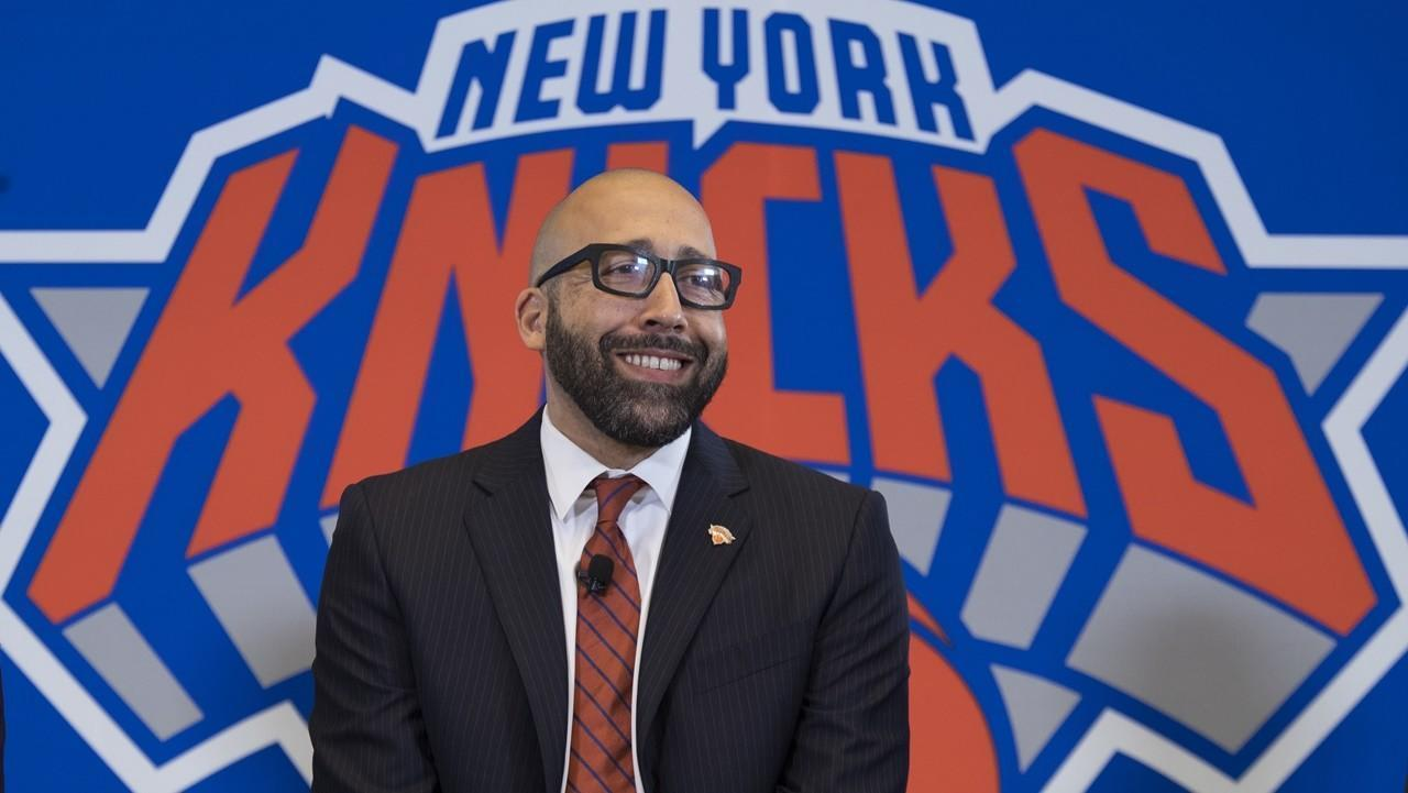 Knicks Move Toward Right Direction With Fizdale Hire
