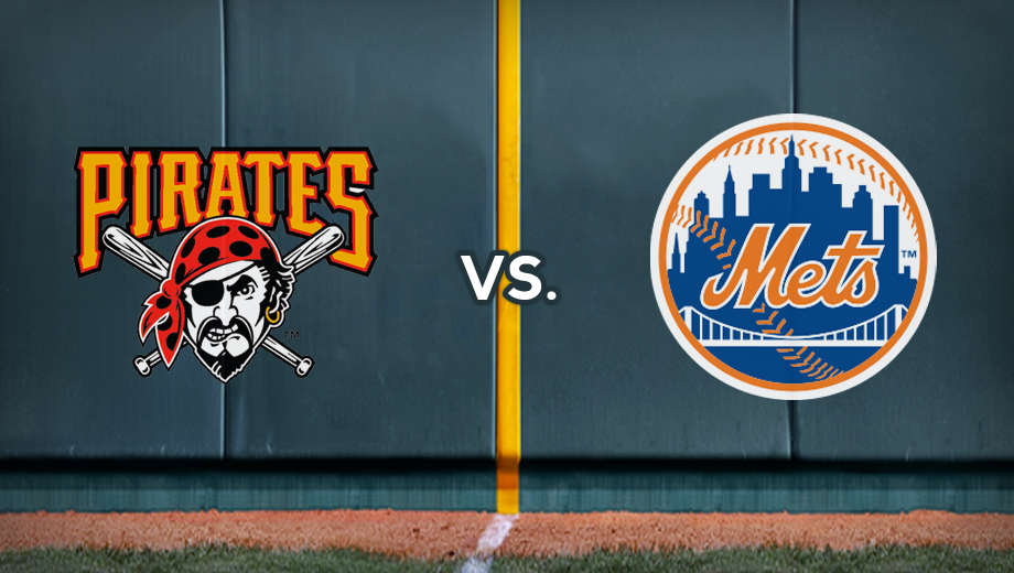 New York Mets Series Preview: Pittsburgh Pirates (6/25-6/27)