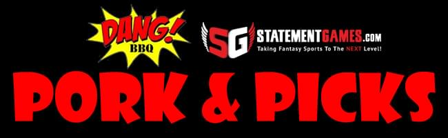 Pork & Picks Week #5 – New York Giants Vs Carolina Panthers