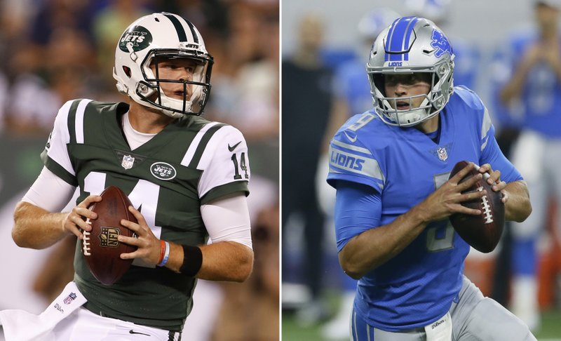 NFL New York Jets Vs Detroit Lions – Game Day Preview: 09.10.2018