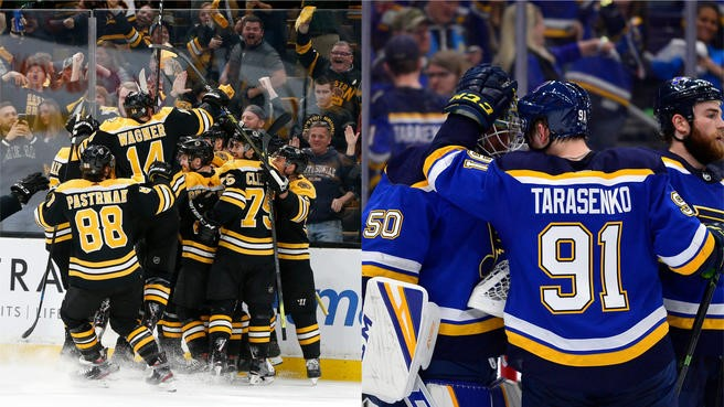 St. Louis Blues Vs Boston Bruins – NHL Stanley Cup Finals Series Preview