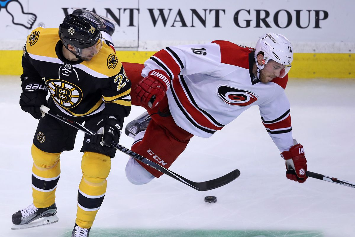 Carolina Hurricanes vs. Boston Bruins – NHL Eastern Conference Finals Series Preview