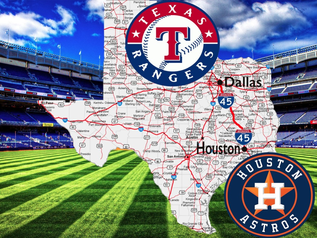 ESPN Houston Astros Vs Texas Rangers Thursday Night Baseball