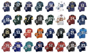 How Projecting NFL WIN Totals Can Earn You An NFL Jersey Of Your Choice