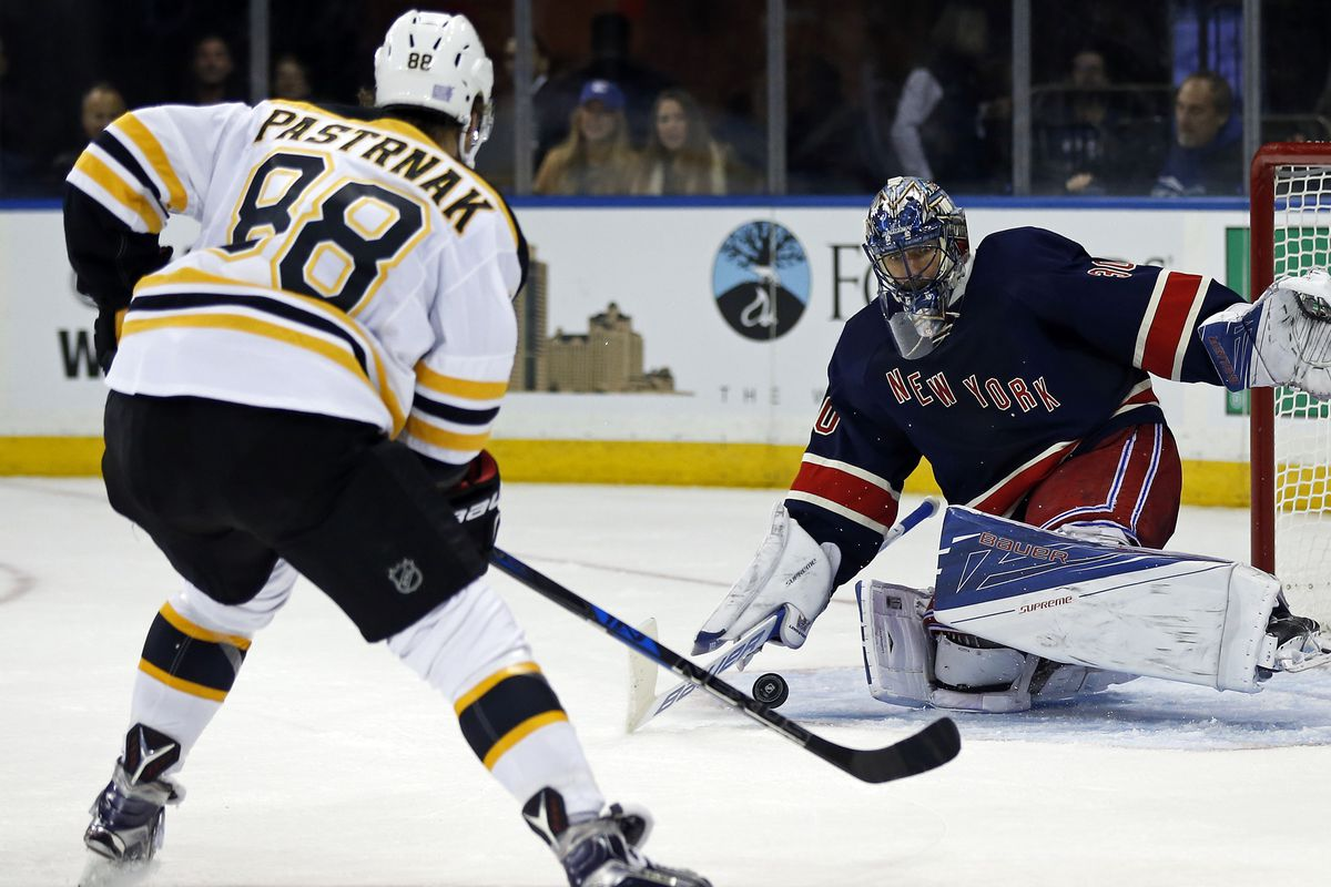 NHL Boston Bruins Vs New York Rangers – Game Day Preview: 10.27.2019