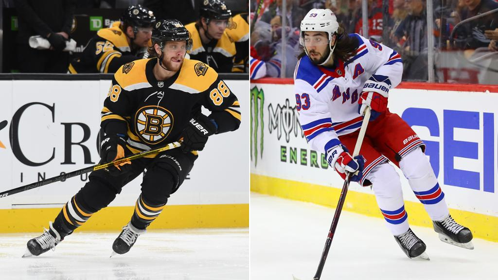NHL New York Rangers Vs Boston Bruins Game Day Preview – 11.29.2019