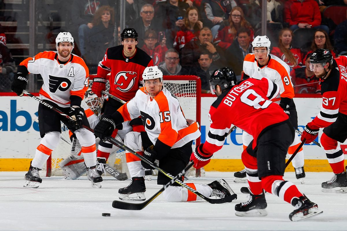NHl Philadelphia Flyers Vs New Jersey Devils – Game Day Preview: 11.01.2019