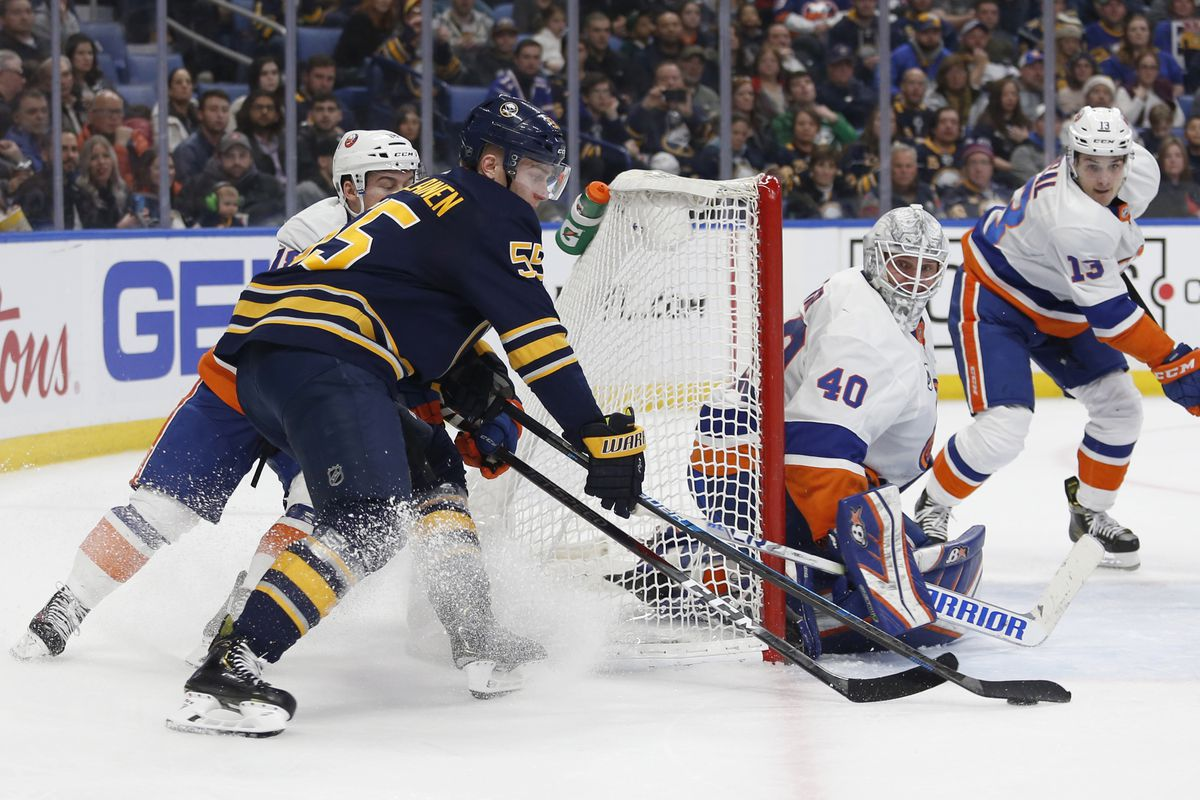 NHL New York Islanders Vs Buffalo Sabres – Game Day Preview: 11.02.2019