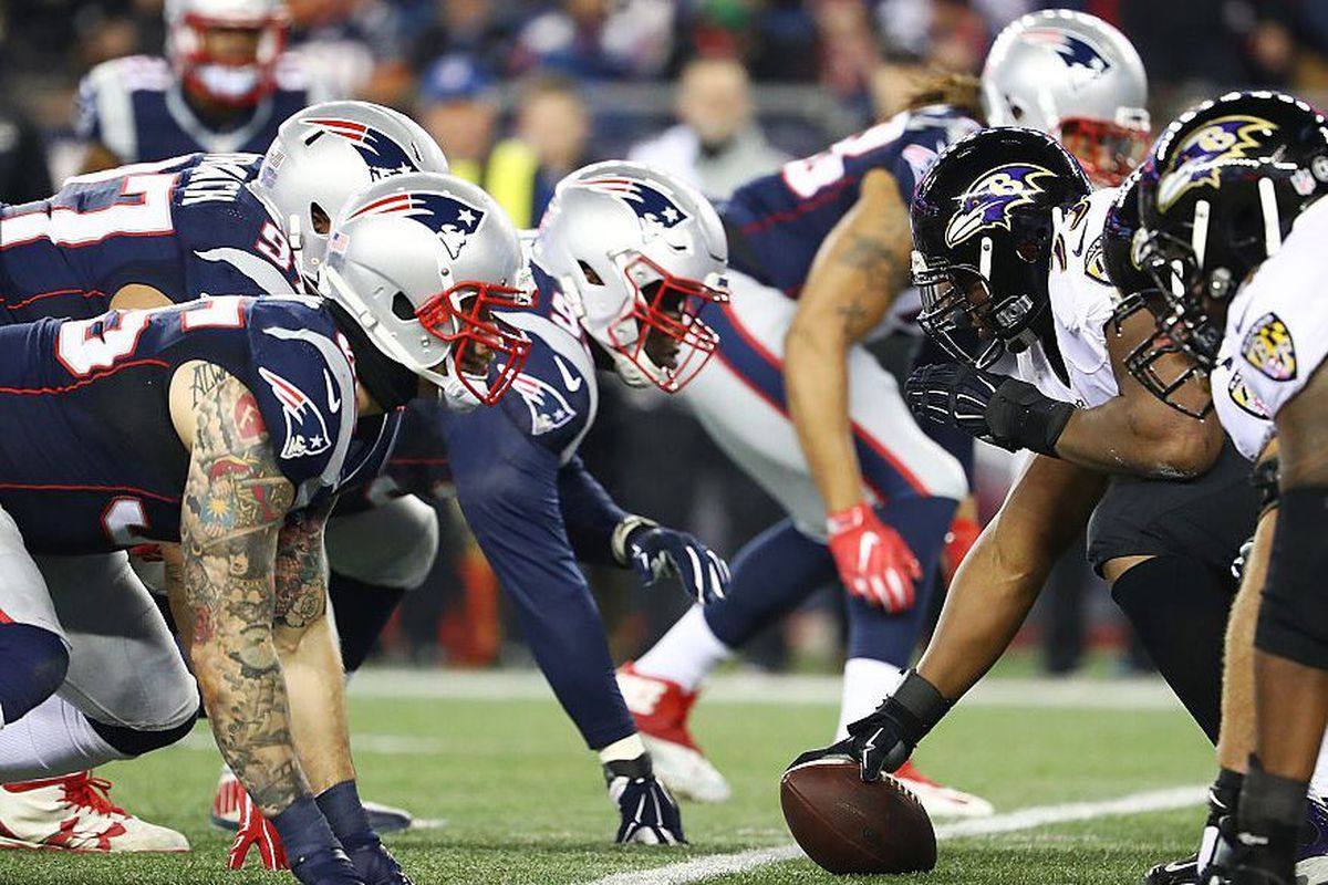 Sunday Night Football – New England Patriots Vs Baltimore Ravens – Preview & Picks