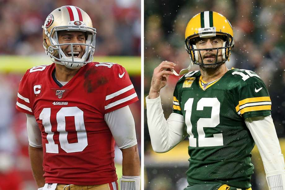 Sunday Night Football Green Bay Packers Vs San Francisco 49ers Game Day Preview