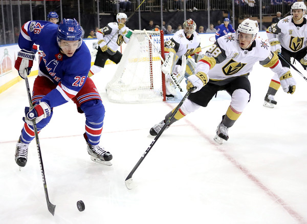 NHL Vegas Golden Knights Vs New York Rangers Game Day Preview: 12.02.2019