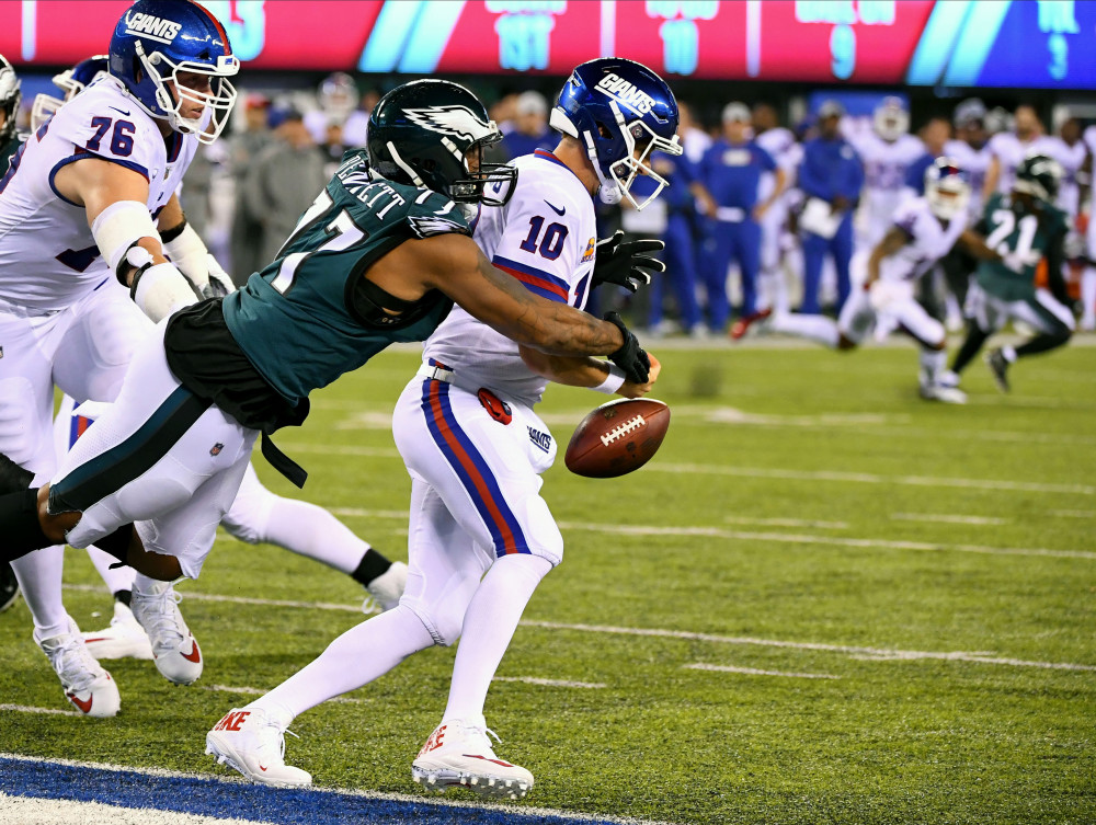 NHL New York Giants Vs Philadelphia Eagles Game Day Preview: 12.09.2019