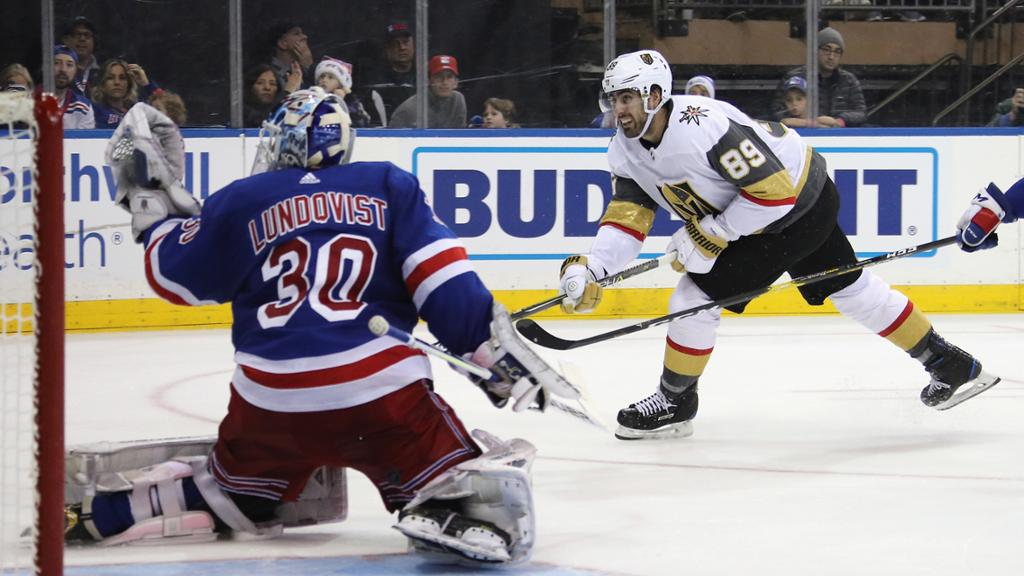 NHL New York Rangers Vs Vegas Golden Knights Games Day Preview: 12.08.2019