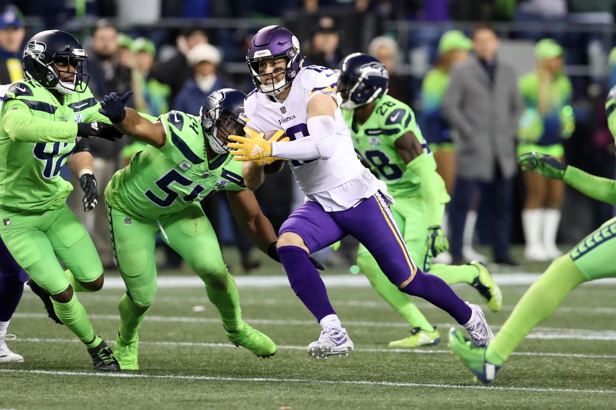 NFL Minnesota Vikings Vs Seattle Seahawks – Game Day Preview: 12.02.2019