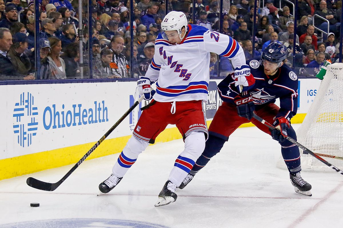 NHL New York Rangers Vs Columbus Blue Jackets – Game Day Preview: 12.05.2019