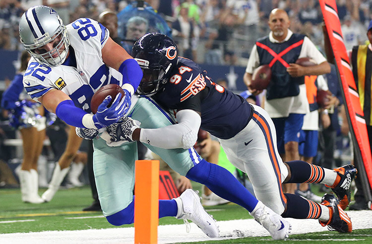 Thursday Night Football Dallas Cowboys Vs Chicago Bears – Game Day Preview