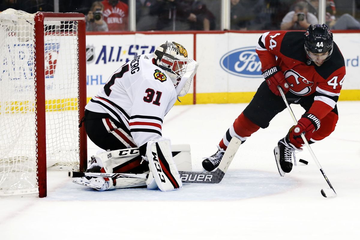 NHL Chicago Blackhawks Vs New Jersey Devils Game Day Preview: 12.06.2019