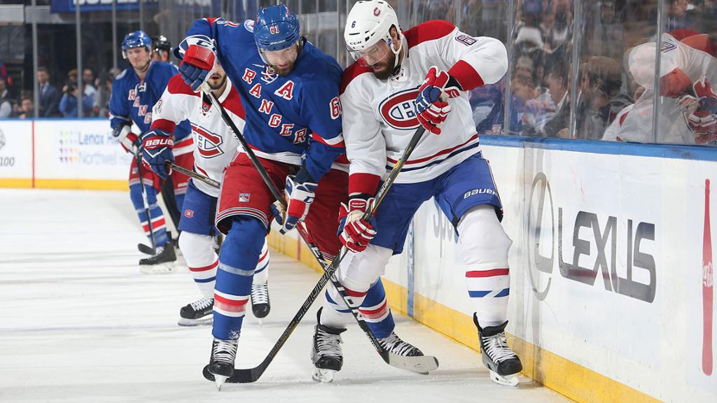 NHL Montreal Canadiens Vs New York Rangers Game Day Preview: 12.06.2019