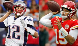 NFL Kansas City Chiefs Vs New England Patriots – Game Day Preview: 12.08.2019