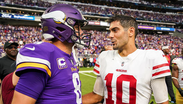 NFL Minnesota Vikings vs. San Francisco 49ers – Game Day Preview: 01.11.2020