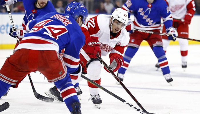 NHL Detroit Red Wings Vs New York Rangers Game Day Preview: 01.31.2020