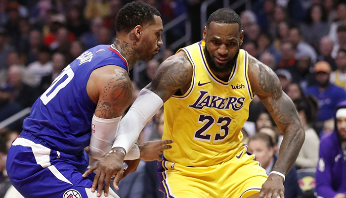 NBA Los Angeles Lakers Vs Philadelphia 76ers – Game Day Preview: 01.25.2020
