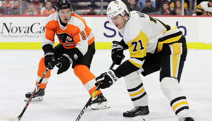 NHL Pittsburgh Penguins Vs Philadelphia Flyers – Game Day Preview: 01.21.2020