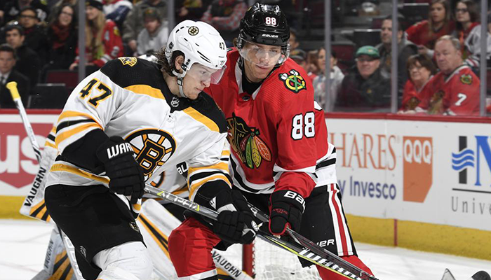 Boston Bruins vs. Chicago Blackhawks – NHL Game Day Preview