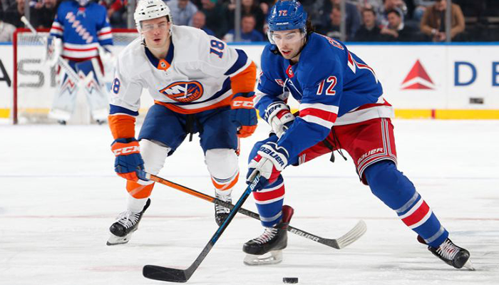 New York Rangers Vs New York Islanders