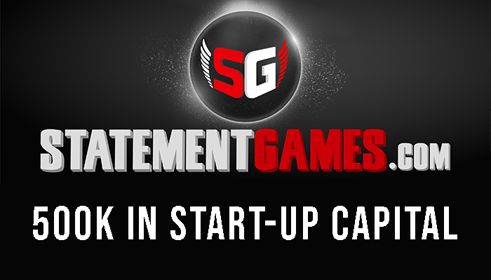 StatementGames Inc. Raises 500K In Start-Up Capital