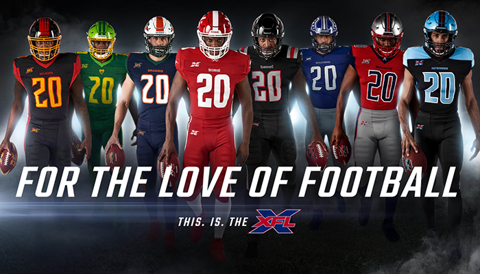 XFL Game Day Preview – XFL Week One Matchups