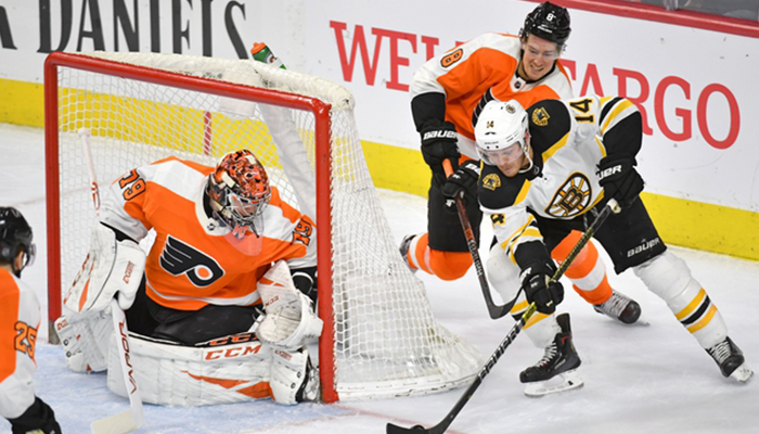 NHL Boston Bruins vs Philadelphia Flyers – Game Day Preview: 03.10.2020