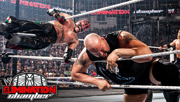 WWE Elimination Chamber Preview and Predictions