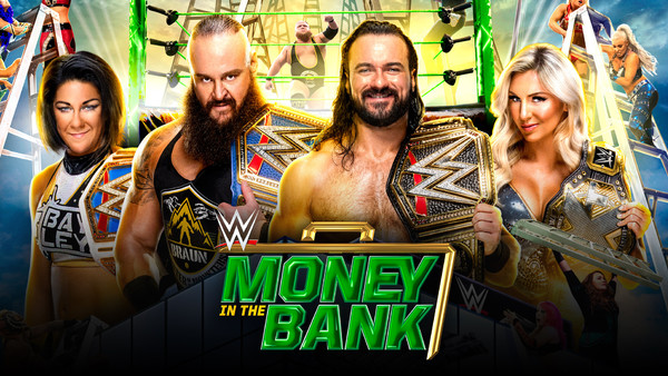 WWE Money In The Bank Preview and Predictions