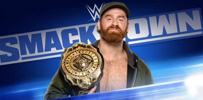 WWE Smackdown Preview and Predictions: May 15, 2020