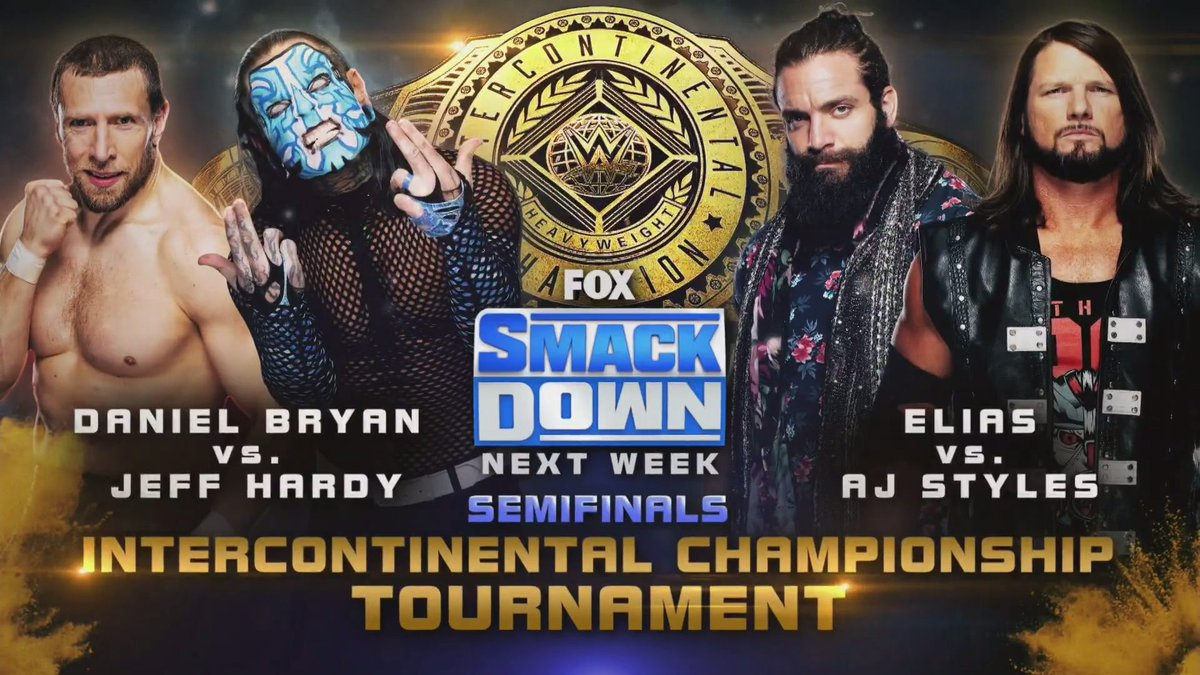 WWE Smackdown Preview and Predictions: May 29, 2020