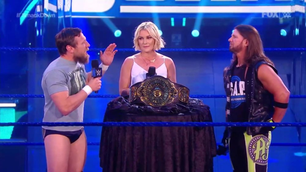 WWE Smackdown Preview and Predictions: June 12, 2020