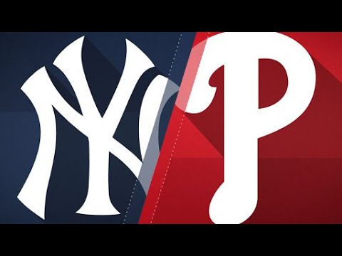 New York Yankees Vs Philadelphia Phillies Game Day Preview: 07.27-28.2020