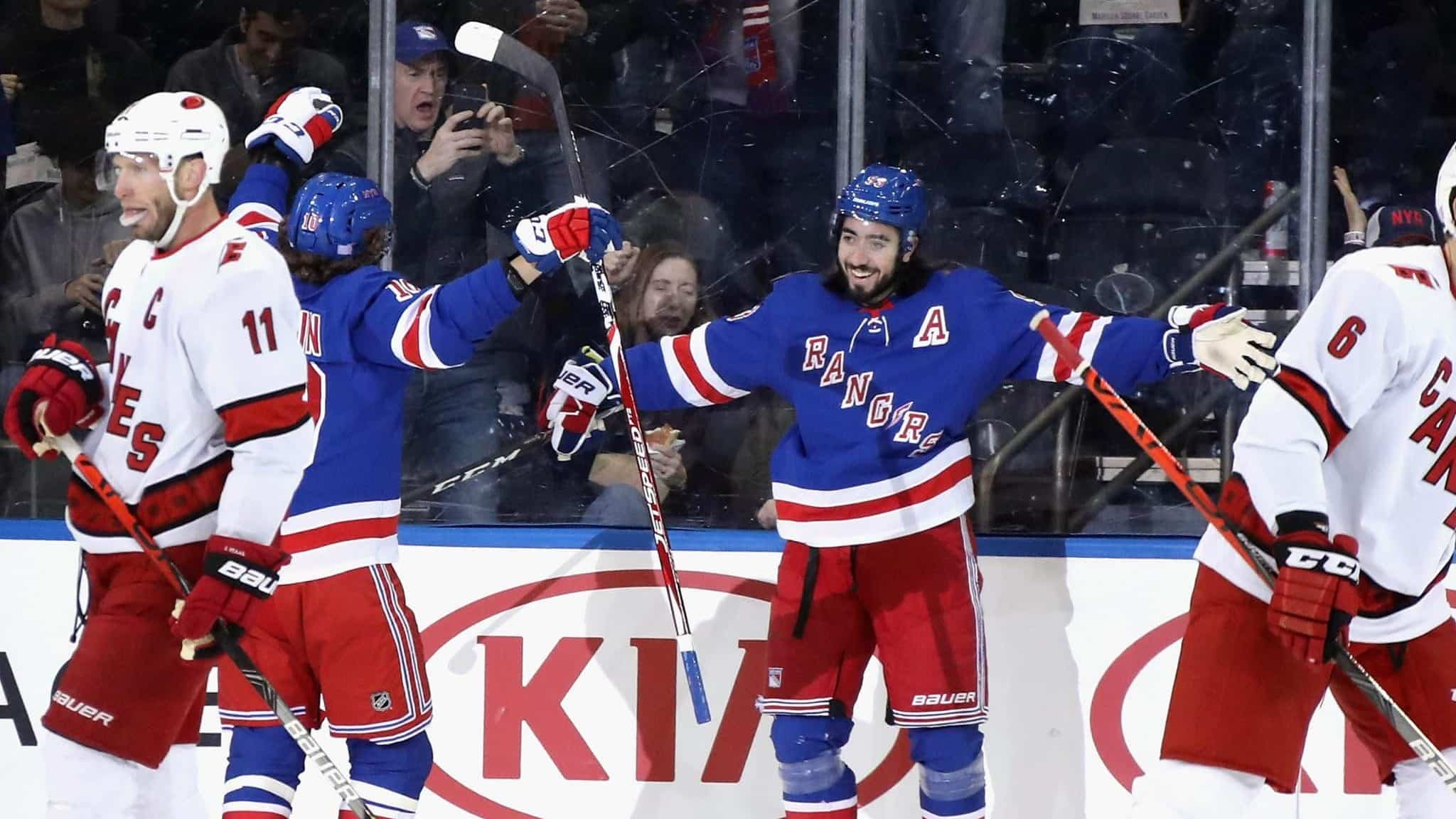NHL Carolina Hurricanes Vs New York Rangers – 2020 Playoff Series Preview